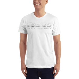 American Patriots Apparel Men's T-Shirt White / XS JESUS IS MY HOMEBOY T-Shirt (13 Variants)