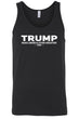 Load image into Gallery viewer, American Patriots Apparel Men's Tank Top FRONT / Black / XLARGE Unisex Trump Make America Even Greater Tank Top (4 Variants)