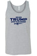 Load image into Gallery viewer, American Patriots Apparel Men's Tank Top Gray / S / FRONT Trump Support the 2nd Amendment MAGA Tank Top (5 Variants)