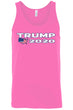 Load image into Gallery viewer, American Patriots Apparel Men's Tank Top Pink / M Trump 2020 USA Flag Map Tank-Top (7 Variants)
