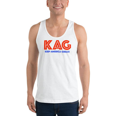American Patriots Apparel Men's Tank Top XS Keep America Great (KAG) American Patriots Apparel Tank Top