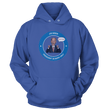 Load image into Gallery viewer, Print Brains Port & Co Core Fleece Hooded Sweatshirt / Royal Blue / S Biden PINO Hoodie V1 (6 Variants)