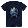 Load image into Gallery viewer, Print Brains Port & Co US Made Cotton Tee / Navy / S BIGGEST Freaking Galoot In The World T-Shirt (6 Variants)