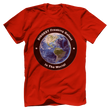 Load image into Gallery viewer, Print Brains Port & Co US Made Cotton Tee / Red / S BIGGEST Freaking Galoot In The World T-Shirt (6 Variants)