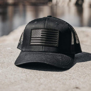 Tactical Pro Supply Snapback Hat American Flag Snapback Hat (6 Variants)