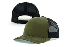 Load image into Gallery viewer, Print Brains Snapback Hat I Plead The 2nd Leather Patch Hat (6 Variants)