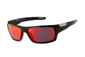 American Patriots Apparel Sunglasses 160P Gloss Black O'NEILL BARREL POLARIZED SUNGLASSES