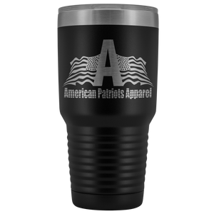 teelaunch Tumbler Black / 30 oz. 30 oz. American Patriots Apparel Tumbler (12 Variants)