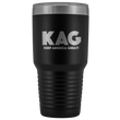 Load image into Gallery viewer, teelaunch Tumbler Black / 30 oz. 30 oz. Keep America Great (KAG) Tumbler (12 Variants)
