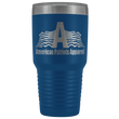 Load image into Gallery viewer, teelaunch Tumbler Blue / 30 oz. 30 oz. American Patriots Apparel Tumbler (12 Variants)