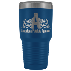 teelaunch Tumbler Blue / 30 oz. 30 oz. American Patriots Apparel Tumbler (12 Variants)