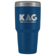 Load image into Gallery viewer, teelaunch Tumbler Blue / 30 oz. 30 oz. Keep America Great (KAG) Tumbler (12 Variants)