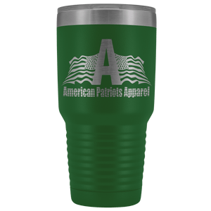 teelaunch Tumbler Green / 30 oz. 30 oz. American Patriots Apparel Tumbler (12 Variants)