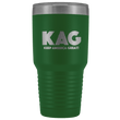 Load image into Gallery viewer, teelaunch Tumbler Green / 30 oz. 30 oz. Keep America Great (KAG) Tumbler (12 Variants)