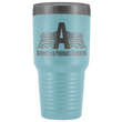 Load image into Gallery viewer, teelaunch Tumbler Light Blue / 30 oz. 30 oz. American Patriots Apparel Tumbler (12 Variants)