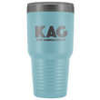 Load image into Gallery viewer, teelaunch Tumbler Light Blue / 30 oz. 30 oz. Keep America Great (KAG) Tumbler (12 Variants)