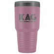 Load image into Gallery viewer, teelaunch Tumbler Light Purple / 30 oz. 30 oz. Keep America Great (KAG) Tumbler (12 Variants)