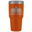 Load image into Gallery viewer, teelaunch Tumbler Orange / 30 oz. 30 oz. American Patriots Apparel Tumbler (12 Variants)