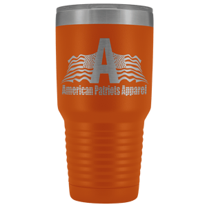 teelaunch Tumbler Orange / 30 oz. 30 oz. American Patriots Apparel Tumbler (12 Variants)