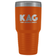 Load image into Gallery viewer, teelaunch Tumbler Orange / 30 oz. 30 oz. Keep America Great (KAG) Tumbler (12 Variants)
