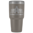 Load image into Gallery viewer, teelaunch Tumbler Pewter / 30 oz. 30 oz. American Patriots Apparel Tumbler (12 Variants)