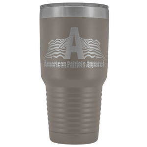teelaunch Tumbler Pewter / 30 oz. 30 oz. American Patriots Apparel Tumbler (12 Variants)