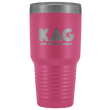 Load image into Gallery viewer, teelaunch Tumbler Pink / 30 oz. 30 oz. Keep America Great (KAG) Tumbler (12 Variants)