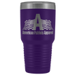 Load image into Gallery viewer, teelaunch Tumbler Purple / 30 oz. 30 oz. American Patriots Apparel Tumbler (12 Variants)