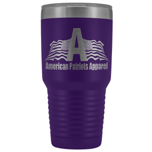 teelaunch Tumbler Purple / 30 oz. 30 oz. American Patriots Apparel Tumbler (12 Variants)