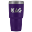 Load image into Gallery viewer, teelaunch Tumbler Purple / 30 oz. 30 oz. Keep America Great (KAG) Tumbler (12 Variants)