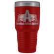 Load image into Gallery viewer, teelaunch Tumbler Red / 30 oz. 30 oz. American Patriots Apparel Tumbler (12 Variants)