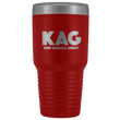 Load image into Gallery viewer, teelaunch Tumbler Red / 30 oz. 30 oz. Keep America Great (KAG) Tumbler (12 Variants)