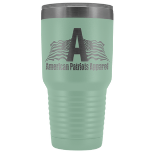 teelaunch Tumbler Teal / 30 oz. 30 oz. American Patriots Apparel Tumbler (12 Variants)