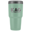 Load image into Gallery viewer, teelaunch Tumbler Teal / 30 oz. 30 oz. Keep America Great (KAG) Tumbler (12 Variants)