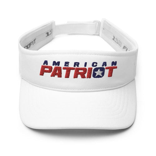 American Patriots Apparel Visor American Patriot V2 Flexfit Visor (5 Variants)