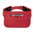 Load image into Gallery viewer, American Patriots Apparel Visor Red / OSFA Molon Labe AR-15 Flexfit Visor (5 Variants)