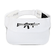 Load image into Gallery viewer, American Patriots Apparel Visor White / OSFA Molon Labe AR-15 Flexfit Visor (5 Variants)