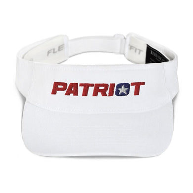 American Patriots Apparel Visor White / OSFA Patriot Flexfit Visor (5 Variants)