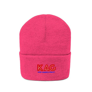 Printify Winter Hats KAG Knit Beanie (10 Variants)