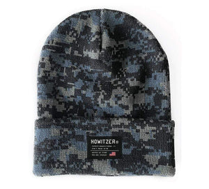 Howitzer Clothing Winter Hats Standard Supply Beanie by Howitzer (6 Variants)