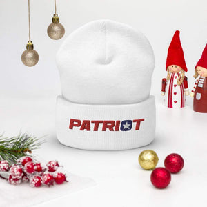 American Patriots Apparel Winter Hats Star Patriot Cuffed Beanie (6 Variants)