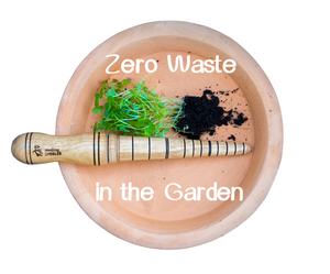 Gardening for the Zero Waster  - Using a Dibbler