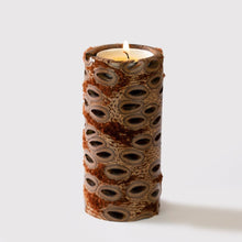 Banksia Pillar Candle