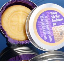 Beauty and the Bees - Honey Silk Hair Conditioner Bar
