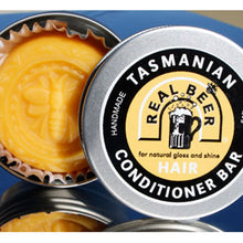 Beauty and the Bees - Tasmanian Real Beer Conditioner Bar