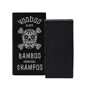 Beauty and the Bees - Voodoo Bamboo Charcoal Shampoo Bar