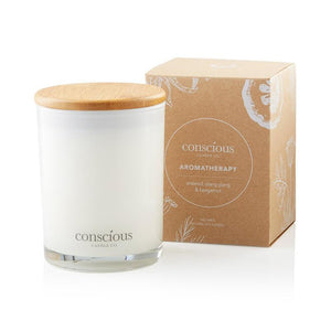 Conscious Candle Co- 270ml Aromatherapy Candle (Various Scents)