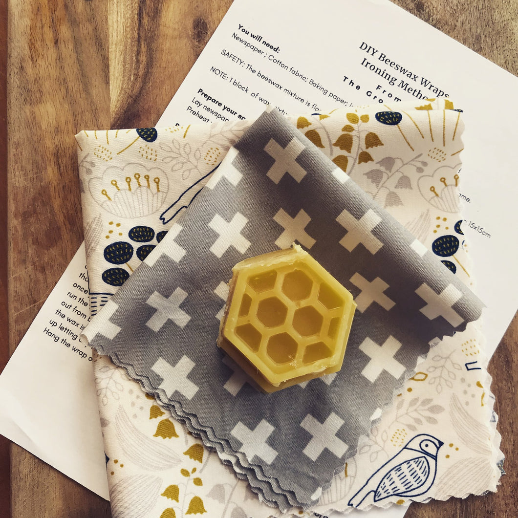 DIY Beeswax Wraps Kit