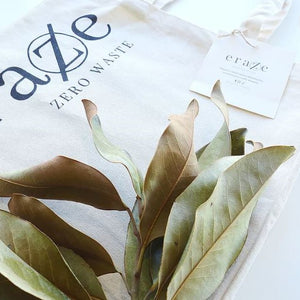 Eraze Organic Cotton Canvas Bag
