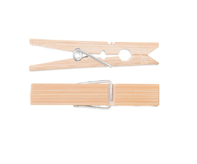 Go Bamboo - Clothes Pegs